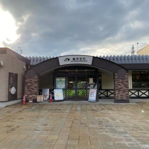 【関越道SA&PAめぐり】塩沢石内SA上り(サービスエリア)