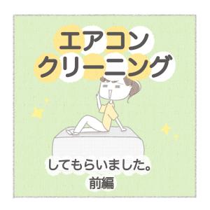 エアコンクリーニングレポー前編ー