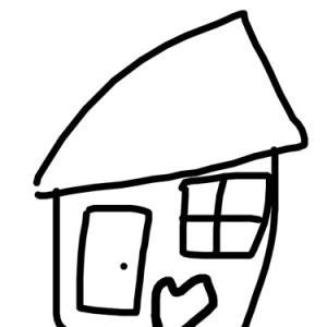 自閉症児ひかちゃんが作ったショートアニメ