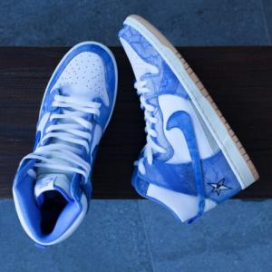 """Nike """"Dunk"""" is very popular with celebrities! Check out the stylish autumn outfits"""