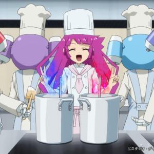【遊戯王SEVENS】第71話「混ぜるなキケン」の感想:カレーはキケンすぎるけど健気なロミンは可愛い