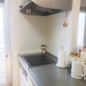 我が家のキッチンと、こんなのが欲しかったシュガーポット