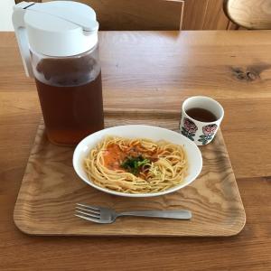 朝の支度とお昼事情
