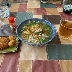 我家の飯 昼食 分析