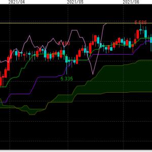 予想外の利上げで上昇 メキシコペソ/円