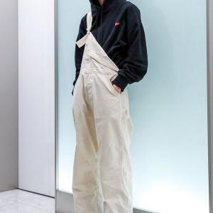 『オーバーオール』硬派に着たい、着こなしスナップ集【メンズ2021】