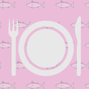 魚の夕食×2