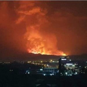 【ニーラゴンゴ火山】コンゴの火山が噴火、避難命令。