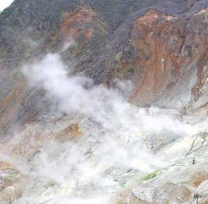 【箱根山】火山ガス濃度上昇で観光客が一時避難。