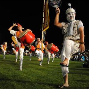 沖縄の祭り全島エイサー祭り🍻