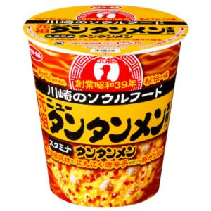 おススメのご当地カップ麺。川崎のソウルフード元祖ニュータンタンメン。