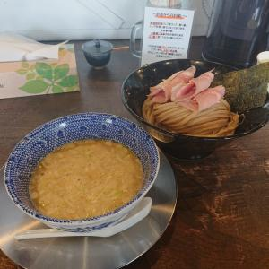 美味しいつけ麺<オオモリ製作所>