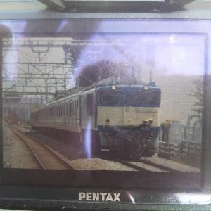 撮影の報告 横須賀線新旧車両の配給回送を撮る