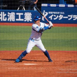 柴田竜拓 ショート 2安打 オープン戦日本ハムファイターズ