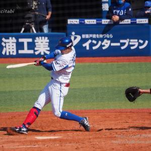 田中俊太 セカンド オープン戦日本ハムファイターズ
