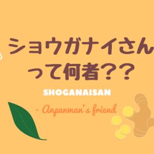 【アンパンマンキャラクター】ショウガナイさんから人生観を学ぼう!