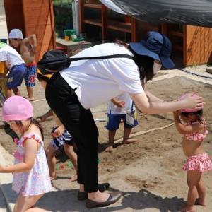 今日の布勢幼児園