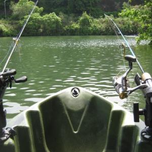 「免許不要二馬力ボート釣り」[2馬力ボート]この仕掛け、釣れすぎる。簡単に大物が釣れるので是非やってほしい。