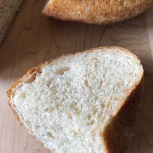 楽ラク全粒粉入りの大きなまるパン