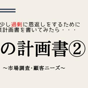 【鶴の計画書②】鶴が少し過剰に恩返しをするために事業計画書を書いてみたら・・・
