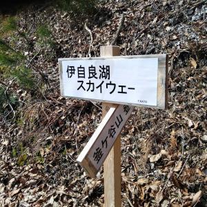 伊自良根尾林道/伊自良湖スカイウエイ
