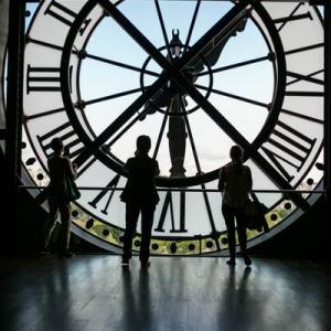 短い時間でも価値のあることをすると、時間に余裕がもてるようになる。
