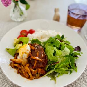 ハワイで食べた料理たち & ランチは「ロコモコ丼」
