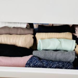 洗濯物のお片付け & ストウブで「大根と厚揚げのそぼろ煮」