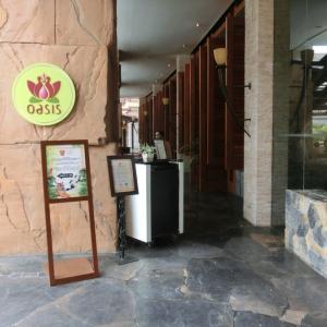 センタラ グランドミラージュ ビーチリゾートパタヤ旅行記・2・プールと朝食