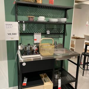 IKEAで設備品など購入