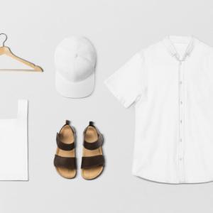 男性ミニマリストに無印良品の白シャツがおススメな理由を徹底解説します【ビジネスでも使える?】