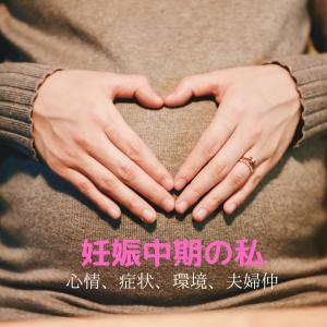 【実録】妊娠6~7ヶ月の私が思うこと