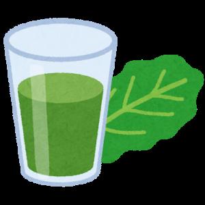 腸活に活躍する朝の習慣 〜青汁編〜