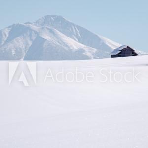 冬の美瑛2