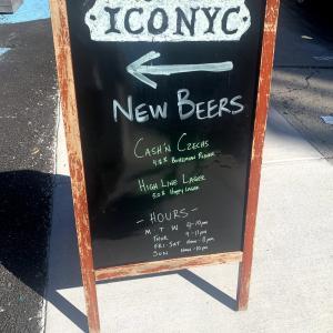 NYに来たら行きたいBrewery<ロングアイランドシティ編>ICONYC