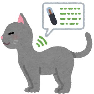 猫様との生活~マイクロチップ装着編~