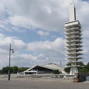 7月下旬【世田谷区・駒沢オリンピック公園】周辺をお写んぽ。その肆/自宅から駒沢公園への行き帰りに撮った写真たち