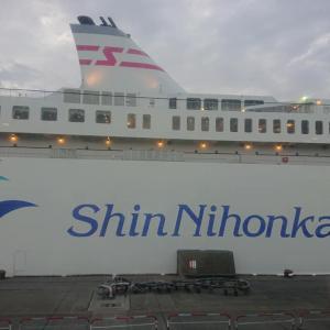 いらんからぷて!新日本海フェリースィートルームへ!