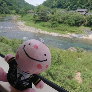 4連休にローカル列車「錦川鉄道」に乗った結果