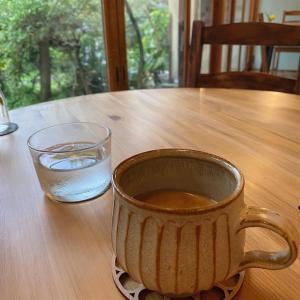 古民家カフェで一息ついてきました