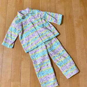 120サイズ★パジャマ作りました。