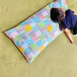 【作り方】簡単!ファスナー無し枕カバーを作りました。