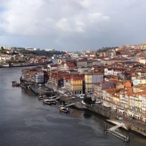 子連れ旅行、ポルトガルのポルトの旅について