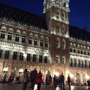 子連れ旅行、ベルギーの歴史とブリュッセルの旅について