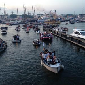 オランダ大航海時代の歴史と5年に1度開催されるSAIL Amsterdamについて