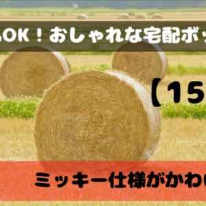 DIYもOK!おしゃれな宅配ボックス【15選】ミッキー仕様がかわいい!