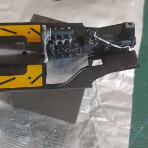 メタルキットの作り方Williams FW11b・塗装前に終わらすこと