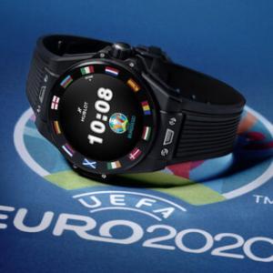 高級時計ウブロのスマートウォッチ、購入特典にNFTを発行