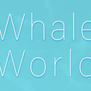 【Whale World】クジラ1400㎜までの10日間攻略記録。待つのみ!