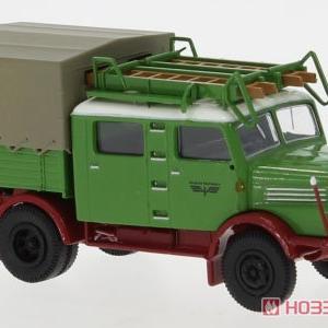 1/87 IFA S 4000-1 Bautruppwagen 1960 ドイツ国営鉄道
